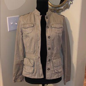 Gently used, khaki jacket